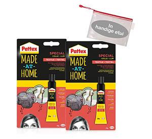 Pattex Made at Home textiellijm
